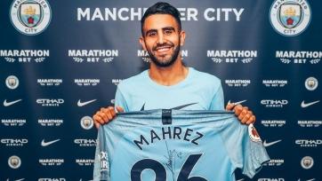 Рияд Марез прокомментировал свой переход в «Манчестер Сити»