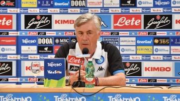 Анчелотти выразил мнение о трансфере Криштиану в «Ювентус»