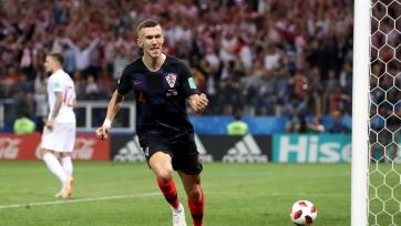 Перишич признан лучшим игроком матча Хорватия – Англия