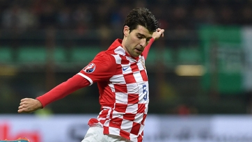 Защитник сборной Хорватии потроллил английских журналистов