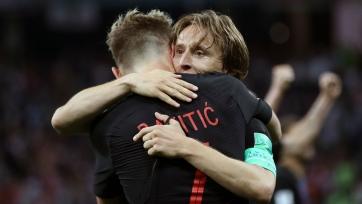 Иван Ракитич испытывал проблемы со здоровьем перед игрой с Англией