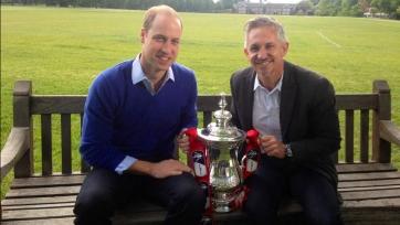 В Королевской семье поддержали футболистов сборной Англии