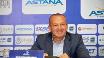 Главный тренер «Астаны» рассказал о зарплатах в Казахстане