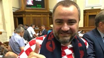 Президент Федерации футбола Украины отреагировал на победу Хорватии