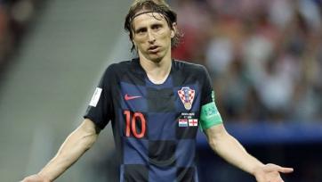 Креспо: «Золотой мяч» должен получить Модрич»