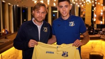 Официально: лучший молодой игрок Швеции перешёл в «Ростов»