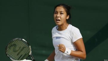 Казахстанская теннисистка проведет мастер-класс в Астане