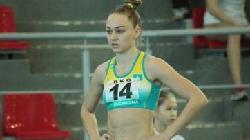 Казахстанская легкоатлетка получила дисквалификацию на четыре года