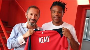 Официально: Лоик Реми стал игроком французского клуба