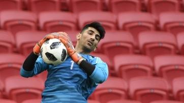 Киевское «Динамо» предлагает контракт вратарю сборной Ирана