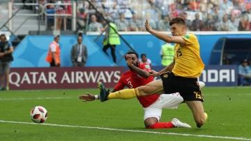 Сборная Бельгии одолела Англию и стала бронзовым призёром ЧМ