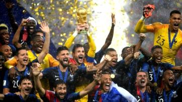 Стали известны призовые сборной Франции