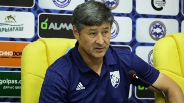 Аймалов: «С «Кайратом» тяжело играть в открытый футбол»