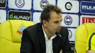 Карлос Алос: «Команда очень устала после матчей Лиги Европы»