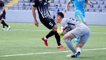 Голкипер «Шахтёра» получил перелом лицевой кости в матче с «Астаной»
