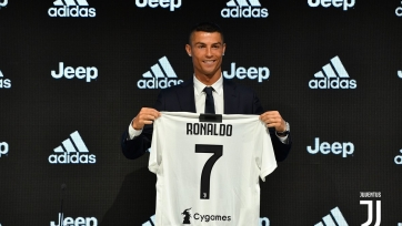 Мендеш: «Роналду – лучший игрок в истории «МЮ» и «Реала». Так же будет и в «Ювентусе»