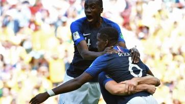 Матюиди: «Матч против Аргентины стал самым сложным для Франции на ЧМ-2018»