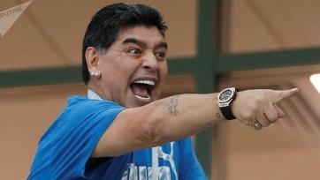 Марадона: «Если закончу карьеру в Бресте, то останусь здесь жить»