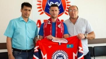 Трехкратный чемпион Казахстана стал игроком «Арлана»