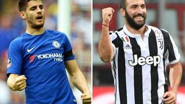 «Милан» ведёт переговоры с Игуаином и Моратой