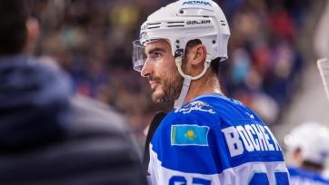 Боченски рассказал, почему решил вернуться на лед