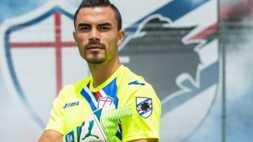 Официально: вратарь «Ювентуса» присоединился к «Сампдории»