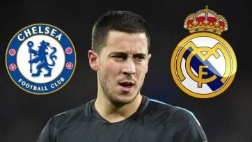 RMC: Азар договорился с «Реалом»