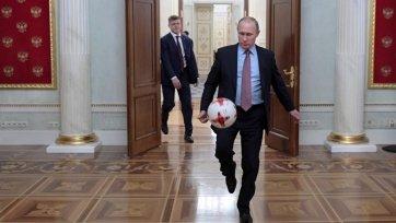 Путин: «Перед гостями ЧМ предстала не какая-то витрина, не какой-то искусственный, созданный на короткий срок внешний вид»