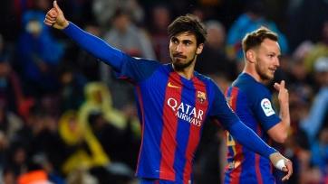 «Барселона» предложила услуги Гомеша «Арсеналу»