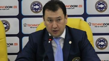 Генсек КФФ поздравил «Астану» с победой