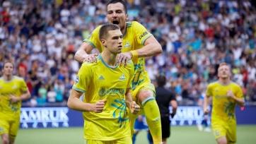 Бывший защитник сборной Казахстана не сомневался в победе «Астаны»