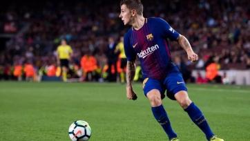 «Эвертон» сделал предложение «Барселоне» о трансфере Диня