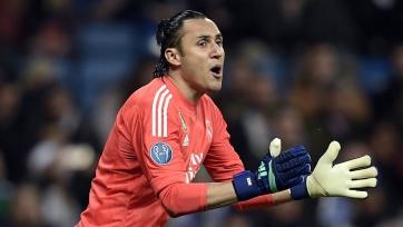 Навас планирует побороться с Куртуа в «Реале»