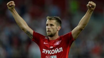 Комбаров желает остаться в «Спартаке» и после завершения карьеры
