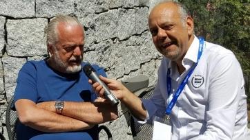 Де Лаурентис: «Ди Мария и Бензема? Зачем мне подписывать этих 2 стариков?»