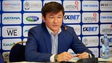 Президент «Астаны» оптимистичен в отношении нового приобретения клуба
