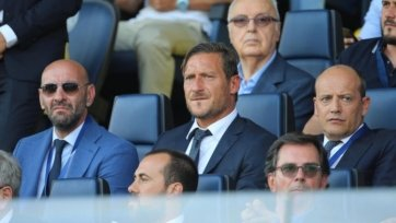 Тотти прокомментировал переход Роналду в «Ювентус»
