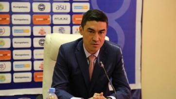 Генеральный директор «Актобе» анонсировал свой прощальный матч