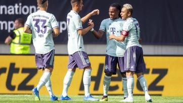 «Бавария» добыла волевую победу в матче с ПСЖ
