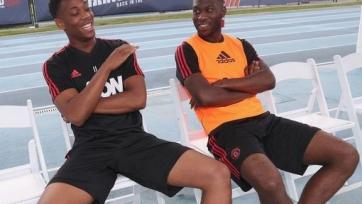 Марсьяль останется в «Манчестер Юнайтед»