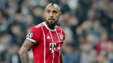 «Бавария» назвала «Интеру» стоимость Артуро Видаля
