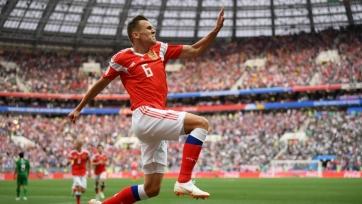 Известный футбольный агент высказался о возможном трансфере Черышева в «Барсу»