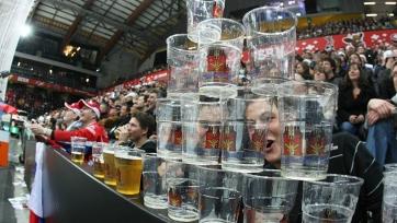 РПЦ выступила против продажи пива на стадионах России