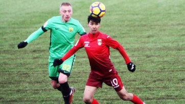 Казахстанский нападающий не покинет «Уфу»