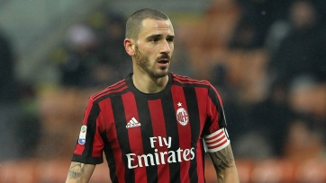 Гаттузо объявил, что Бонуччи хочет покинуть «Милан»