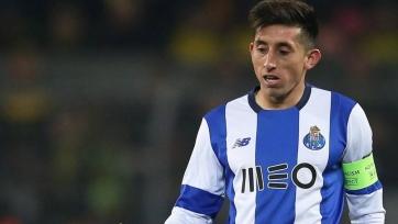 «Интер» нацелился на полузащитника «Порту»