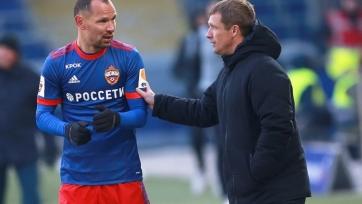 Официально: Игнашевич вошёл в тренерский штаб молодёжной команды ЦСКА