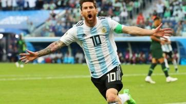 Тапиа: «Уверен, Месси хочет и дальше играть за аргентинскую сборную»