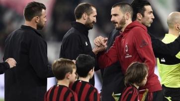 Ди Марцио: Бонуччи стремится обратно в «Юве», «Милан» требует Кальдару