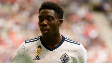 «Бавария» заключила контракт с 17-летним вундеркиндом из Канады